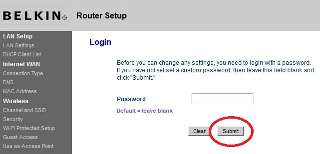 How do I Put a Password on My Belkin Router So That My Neighbours Cant Use  my internet connection | Router Technical Support